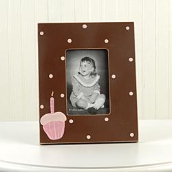 Cupcake Frame 1