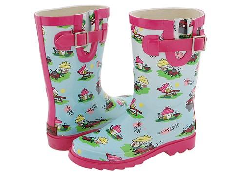 Cupcake Land Boots
