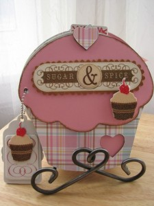 scrapbook-keepsake-album-kit-sugar-and-spice-cupcake-limited-edition