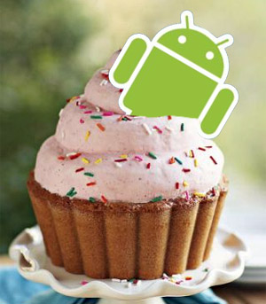 Cupcake Android