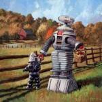 Robot & Child