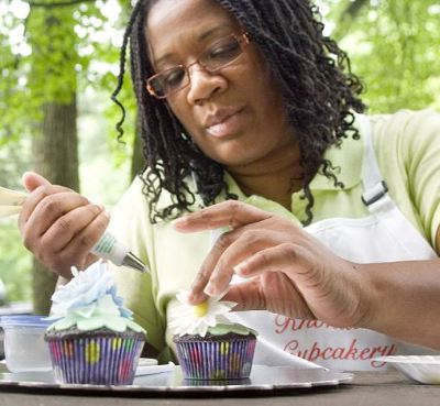 Cupcake Entrepreneur