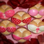 cupcake lingerie breasts