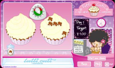 tutti cuti cupcake