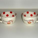 Cupcake fairy cups