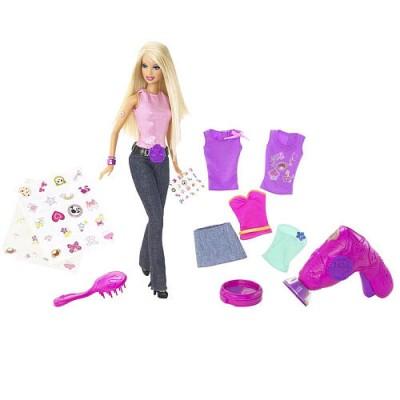 barbie tat