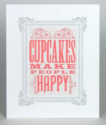 cupcakes make people happy