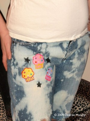 Cupcake Jeans