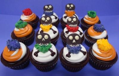 swirlz halloween cupcakes