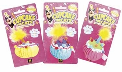 Cupcake Toy for Cats