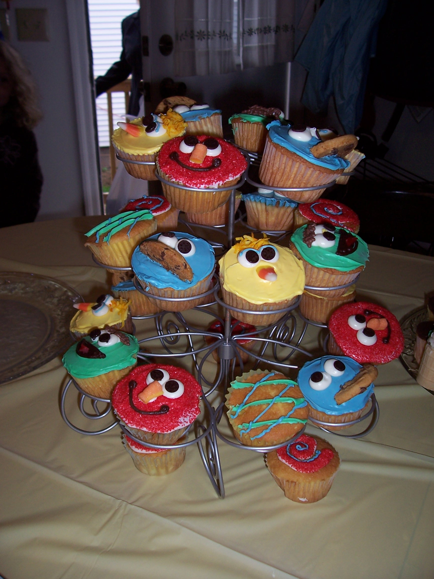 Easy Birthday Cupcake Decorating Ideas Image Easy Cupcake