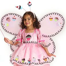 cupcake fairy wings