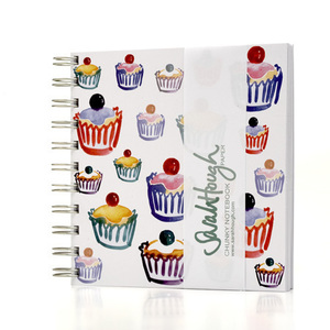 Cupcake Crazy Chunky Notebook