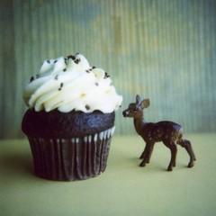 Deer&Cupcake