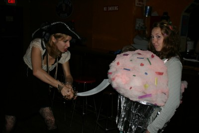 Cutting Cupcake Costume