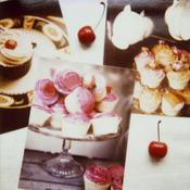 Cupcake Postcard Set