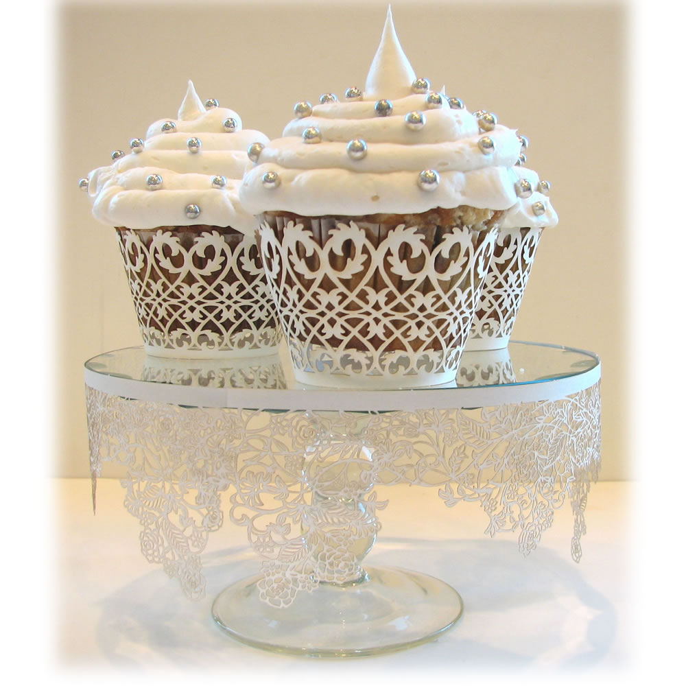 cupcake-wrapper-white-filigree1 - All Things Cupcake