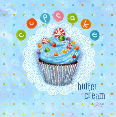 Cupcake Poster Sale - All Things Cupcake
