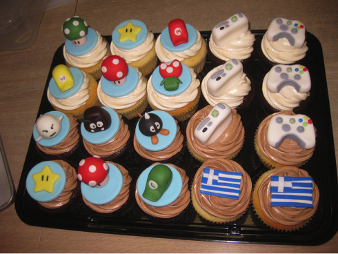 Cupcake Design For Birthday Boy : Ideas for older boy s parties - All Things Cupcake