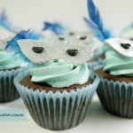 Cupcakes with Masks