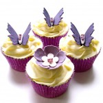 Gillyflower Jewellery - New year, new cupcakes! Sunday was my fab friend's birthday, so I've made these purpley-pink butterfly and flower cupcakes to take into work tomorrow… - http://www.gillyflowerjewellery.co.uk/?paged=3