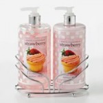 Simple Pleasures Cupcake Soap and Lotion Set $9.60