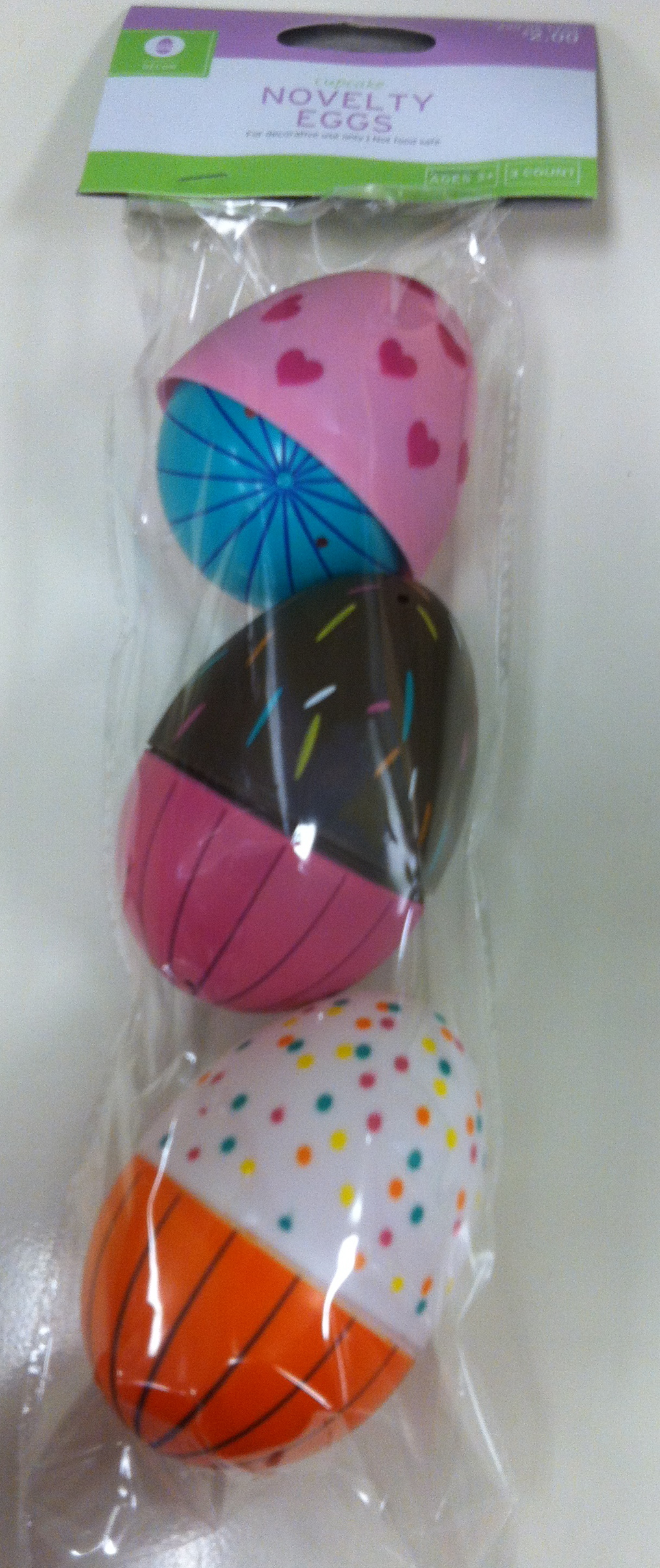 Target cupcake easter eggs and more all things cupcake for Easter tattoos walmart