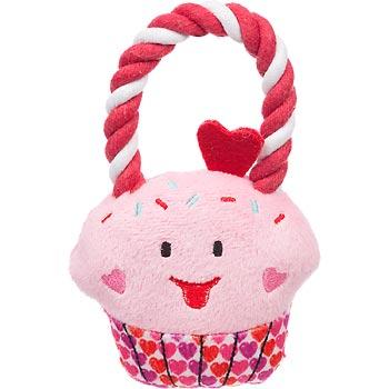 Schön Petco Valentine Cupcake Dog Toy