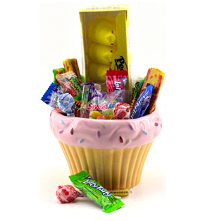 Sweets in bloom easter cupcake at walmart all things cupcake easter is just 10 days away which means if you havent started getting your easter baskets ready it is time you start or you could just buy this sweets in negle Images