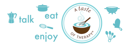 a taste of therapy logo