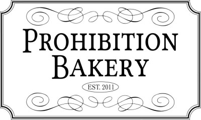 prohibition bakery logo